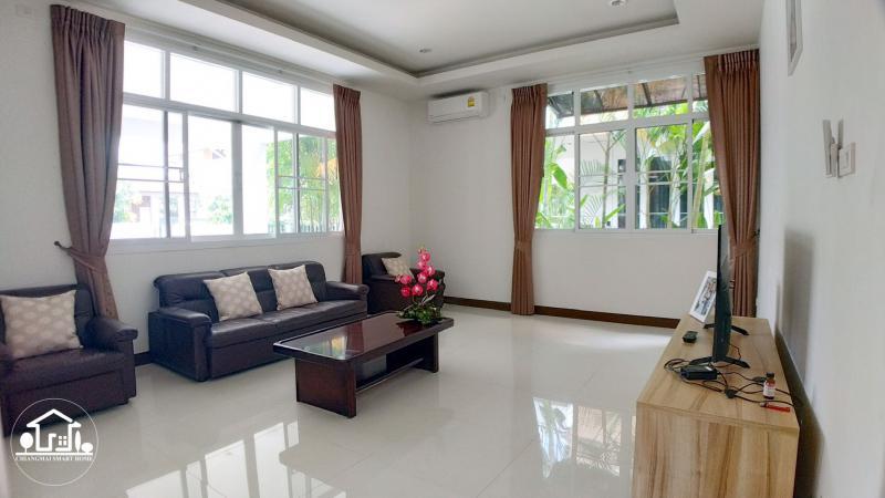 บ้านเดี่ยวสองชั้น 35000 เชียงใหม่ เมืองเชียงใหม่ ป่าตัน