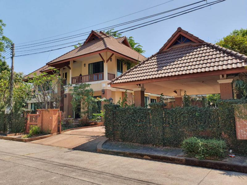 บ้านเดี่ยวสองชั้น 60000 เชียงใหม่ หางดง หางดง
