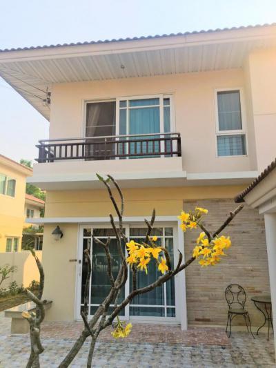 บ้านเดี่ยวสองชั้น 20000 เชียงใหม่ เมืองเชียงใหม่ ท่าศาลา