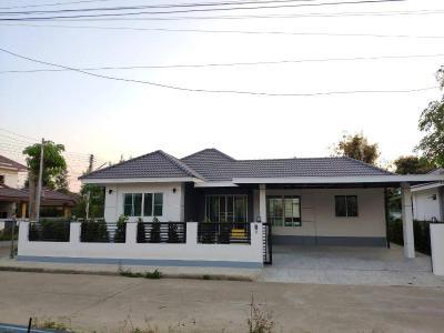 บ้านเดี่ยว 18000 เชียงใหม่ หางดง บ้านแหวน