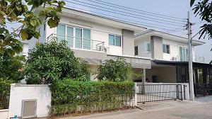 บ้านแฝดสองชั้น 2900000 นนทบุรี บางบัวทอง พิมลราช