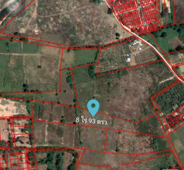 ที่ดิน 1000000 ประจวบคีรีขันธ์ ปราณบุรี เขาน้อย