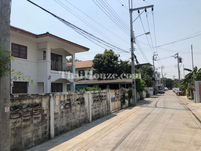 บ้านเดี่ยว 4800000 กรุงเทพมหานคร เขตดอนเมือง สีกัน