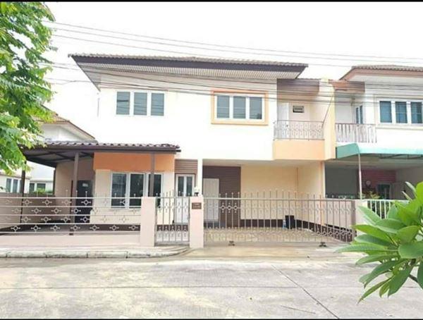 บ้านเดี่ยว 2490000 ปทุมธานี สามโคก สามโคก