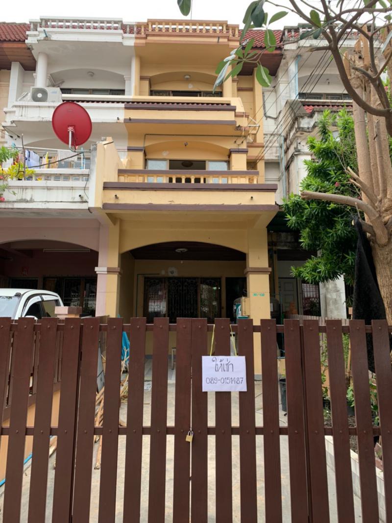 ทาวน์เฮาส์ 13000 กรุงเทพมหานคร เขตมีนบุรี มีนบุรี
