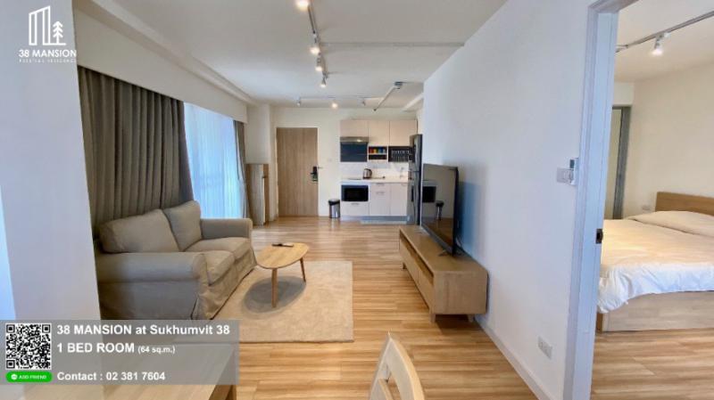 อพาร์ทเม้นท์พร้อมเฟอร์นิเจอร์ 15000 กรุงเทพมหานคร เขตคลองเตย พระโขนง