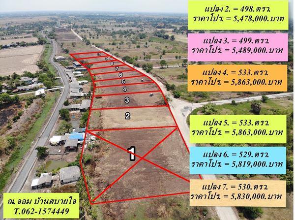 ที่ดิน 11000 กรุงเทพมหานคร เขตหนองจอก ลำต้อยติ่ง