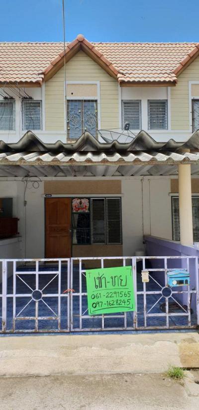 ทาวน์เฮาส์ 5000 ชลบุรี เมืองชลบุรี นาป่า