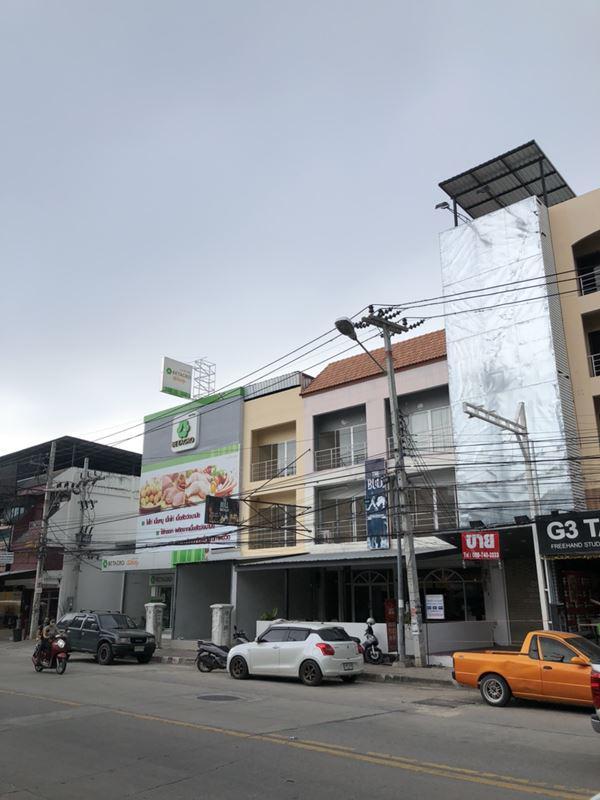 อาคารพาณิชย์ 11000000 ชลบุรี บางละมุง บางละมุง