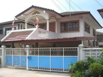 บ้านเดี่ยว 9000 ปทุมธานี ธัญบุรี ประชาธิปัตย์