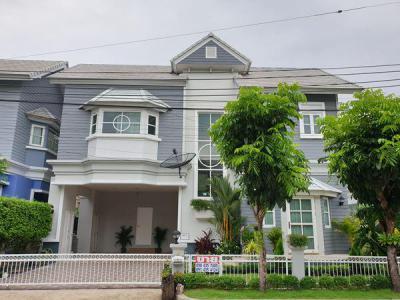 บ้านเดี่ยว 8900000 กรุงเทพมหานคร เขตดอนเมือง สีกัน