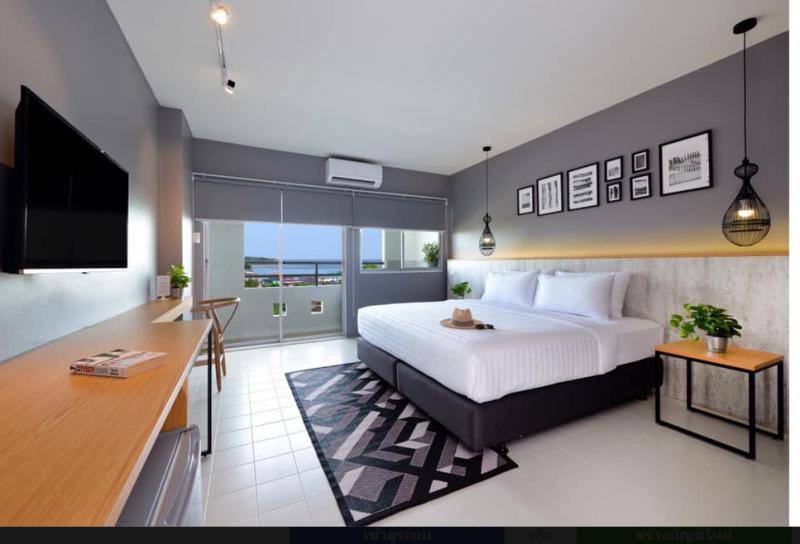 อพาร์ทเม้นท์พร้อมเฟอร์นิเจอร์ 5000 ชลบุรี บางละมุง นาเกลือ