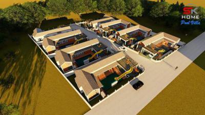 บ้านแฝด 4500000 เพชรบุรี ชะอำ ไร่ใหม่พัฒนา