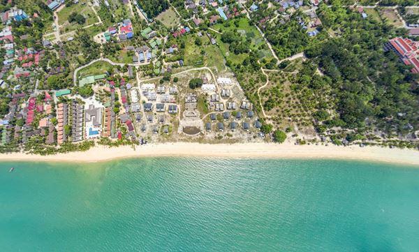 ที่ดิน 138000000 สุราษฎร์ธานี เกาะสมุย แม่น้ำ