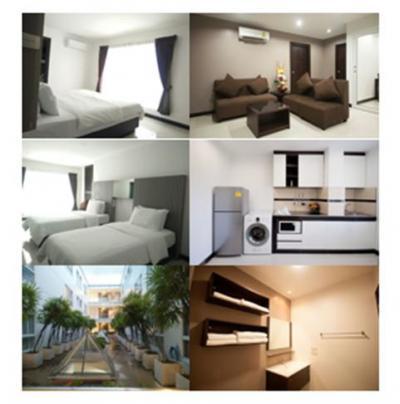 อพาร์ทเม้นท์พร้อมเฟอร์นิเจอร์ 14500 กรุงเทพมหานคร เขตบางนา