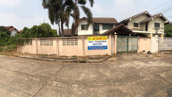 บ้านเดี่ยว 6500000 ปทุมธานี เมืองปทุมธานี หลักหก