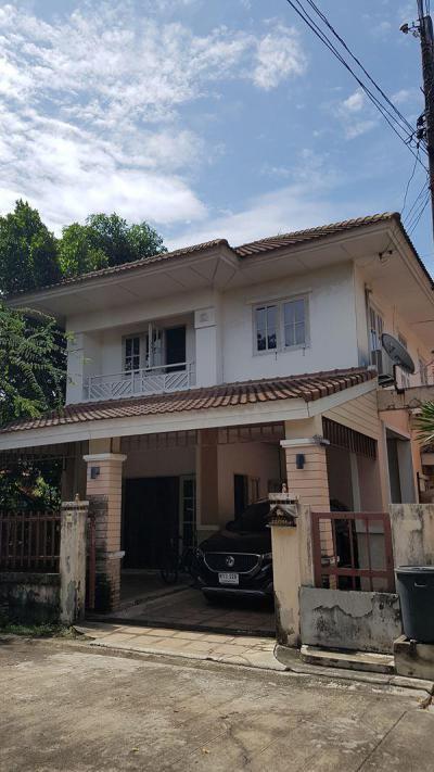 บ้านเดี่ยว 3190000 กรุงเทพมหานคร เขตคลองสามวา สามวาตะวันตก