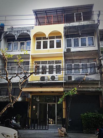 ตึกแถว 11900 กรุงเทพมหานคร เขตภาษีเจริญ บางแวก