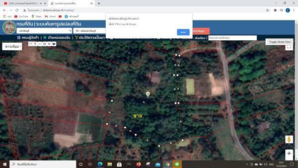 ที่ดิน 700000 ปราจีนบุรี เมืองปราจีนบุรี ดงขี้เหล็ก