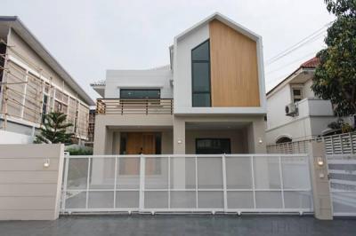 บ้านเดี่ยว 7500000 กรุงเทพมหานคร เขตประเวศ ดอกไม้