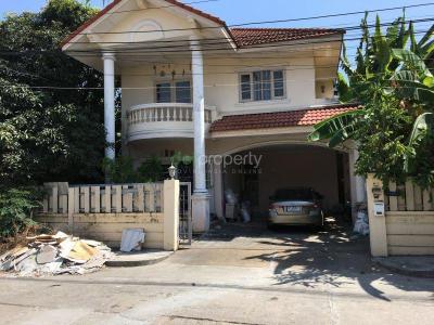บ้านเดี่ยว 10000 กรุงเทพมหานคร เขตบางบอน บางบอน