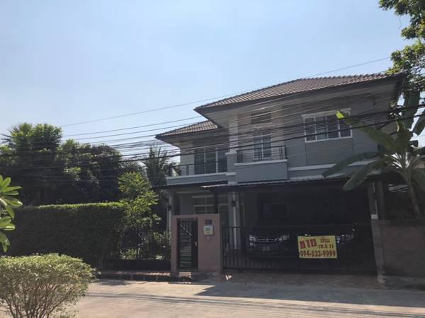 บ้านเดี่ยว 14000000 นนทบุรี ปากเกร็ด บ้านใหม่
