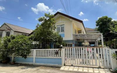 บ้านเดี่ยว 5800000 นนทบุรี ปากเกร็ด คลองเกลือ