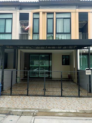 ทาวน์เฮาส์พร้อมเฟอร์นิเจอร์ 13000 นนทบุรี ปากเกร็ด บ้านใหม่