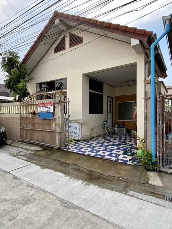 บ้านแฝด 2950000 นนทบุรี เมืองนนทบุรี บางกระสอ
