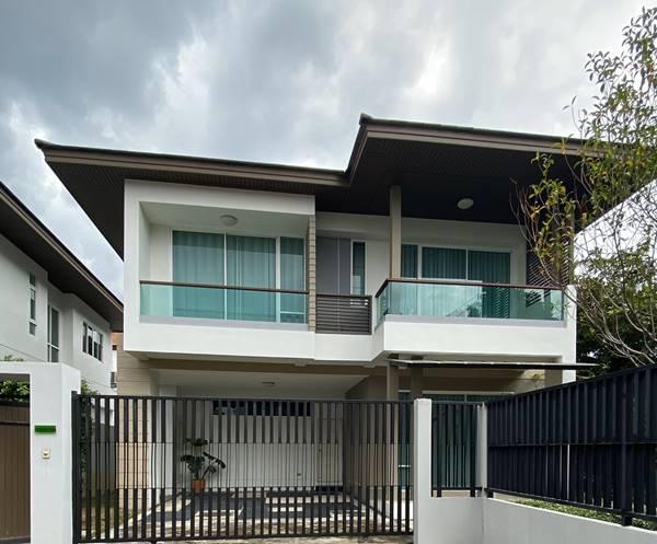 บ้านเดี่ยว 12500000 กรุงเทพมหานคร เขตบึงกุ่ม คลองกุ่ม