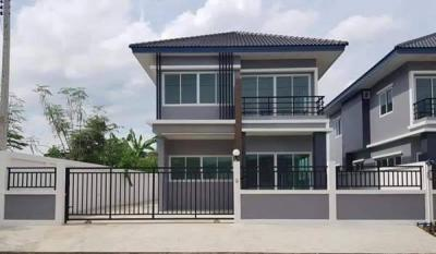 บ้านเดี่ยว 3950000 ปทุมธานี คลองหลวง คลองสาม