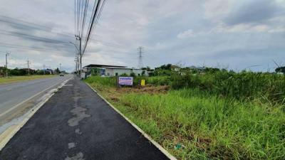 ที่ดิน 6000000 กรุงเทพมหานคร เขตมีนบุรี แสนแสบ