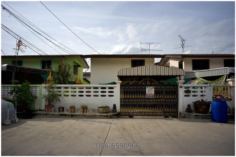บ้านเดี่ยว 3250000 ปทุมธานี ธัญบุรี ประชาธิปัตย์