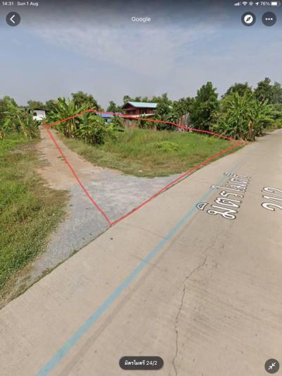 ที่ดิน 1100000 กรุงเทพมหานคร เขตหนองจอก คู้ฝั่งเหนือ
