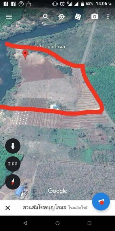 ที่ดิน 420000 กาญจนบุรี ไทรโยค ไทรโยค