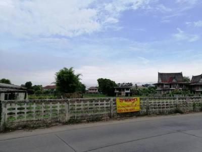 ที่ดิน 38000 ปทุมธานี เมืองปทุมธานี บางพูน