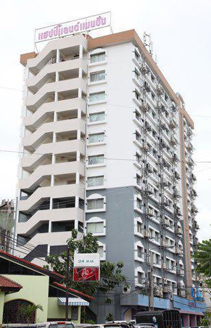 โรงแรม 0 กรุงเทพมหานคร เขตบางกะปิ คลองจั่น