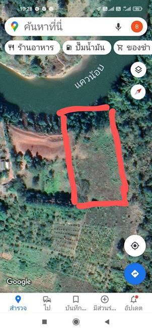 ที่ดิน 23000000 กาญจนบุรี ไทรโยค ไทรโยค